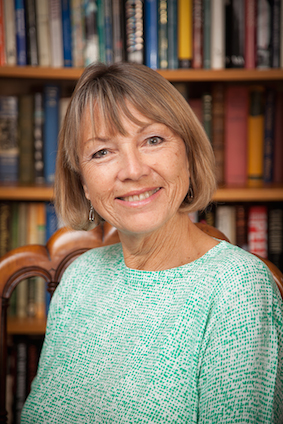 Sue Elliott, Author, Ealing Photo by Martin Stewart
